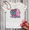 Mermaids Make Their Own Waves Sublimation heat press transfer
