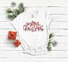 Merry Christmas Plaid | Sublimation Transfer