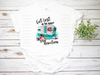 Get Lost In The Right Direction Camper | Sublimation Transfer