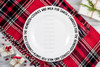 Santa Plates 3 Pack Digital Cutting File