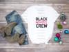 Black Friday Crew   Cotton Transfer
