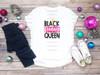 Black Friday Queen   Cotton Transfer