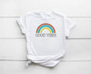 Good Vibes Rainbow | Sublimation Transfer