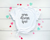 Style #4 Valentine Tee Bella Canvas 3001 Unisex Mock Up/Flat Lays DIGITAL FILES