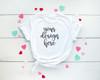 Style #4 Valentine Tee Bella Canvas 3001 Unisex Mock Up/Flat Lays DIGITAL FILES