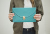 2-in-1 Envelope Clutch