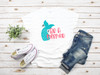 Be A Mermaid | Cotton Transfer
