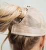 Luxe Messy Bun Hat | 5 Colors