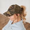 Perfect Fit Messy Bun Hat