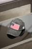 USA Flag Hat Black