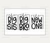 The Big Bro & Big Sis Digital Cutting File Pack