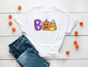 BOO Candy Corn | Sublimation Transfer