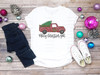 Merry Christmas Y'all Truck | Sublimation Transfer