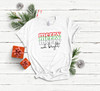 Merry Merry Merry and Bright   Sublimation Transfer