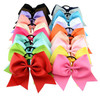 Cheer Bows are great for personalizing with our heat transfer vinyls