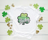 Lucky Retro Shamrock | Sublimation Transfer