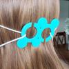 Mouse Ear Saver Acrylic Face Mask Clip