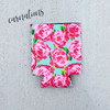 Summer Print Neoprene Can Covers | Carnations