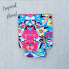 Summer Print Neoprene Can Covers | Tropical Floral