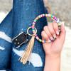 Boho Key Ring Bracelets