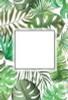 Tropical Garden Flag