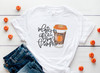 Whatever Spices Your Pumpkin   Sublimation Transfer