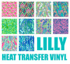 Lilly Heat Transfer Vinyl