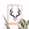 Love You Deerly Digital File