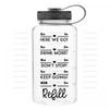 Mega Water Bottle Digital Cutting Files 8 Pack