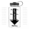 Daily H2O Water Bottle Mega Digital Cutting File (8 Designs)