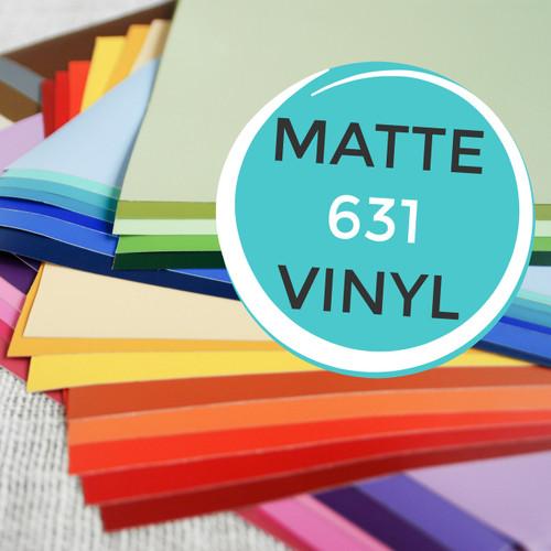 Matte Vinyl (Oracal 631)