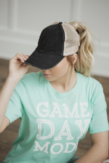 Game Day Mode | Screen Print Transfer