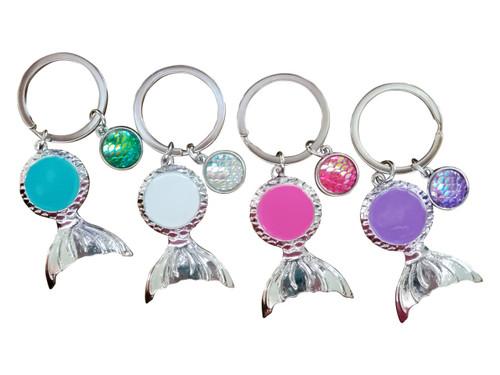 Mermaid Key Chains