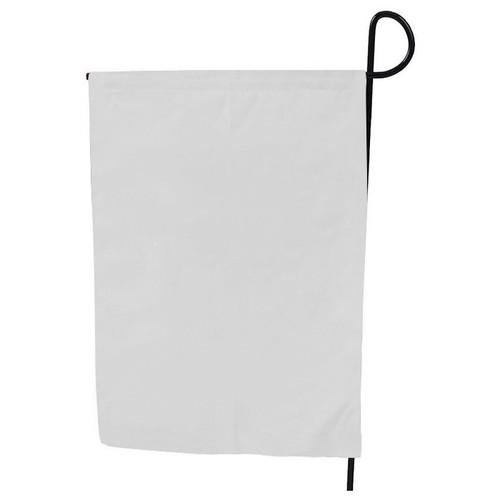 White Garden Flag