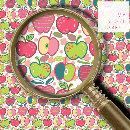 *Apples* Luxe Heat Transfer Vinyl