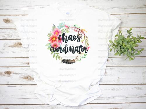 Chaos Coordinator | Cotton Transfer