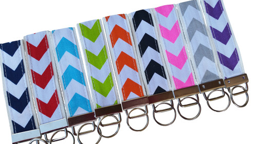Chevron Key Fobs