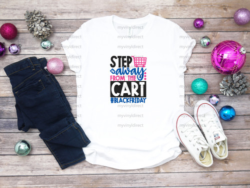 Step Away from the Cart | Cotton Transfer