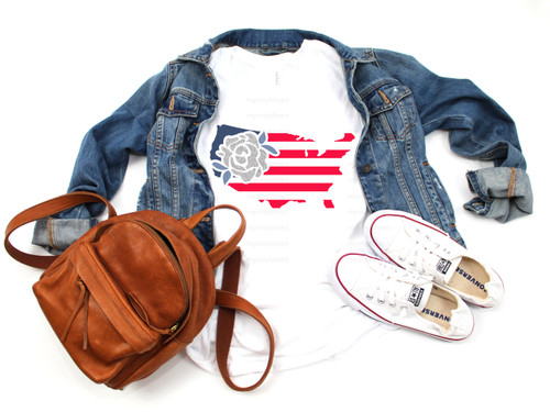 Silver Rose USA | Cotton Transfer