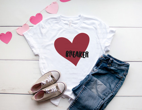 Heart Breaker | Sublimation Transfer