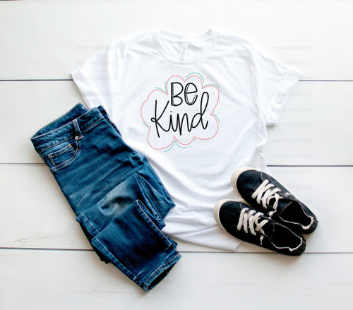 Be Kind | Cotton Transfer