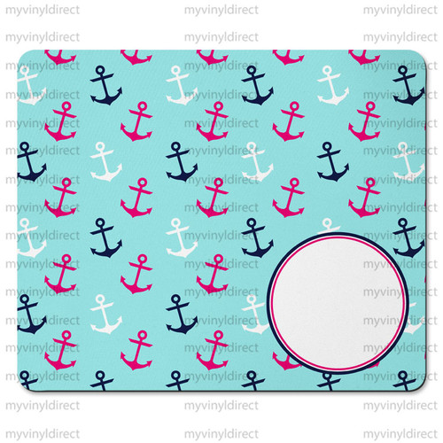 Anchors Mouse Pad
