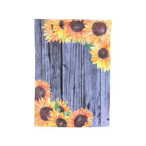 Sunflower Garden Flag