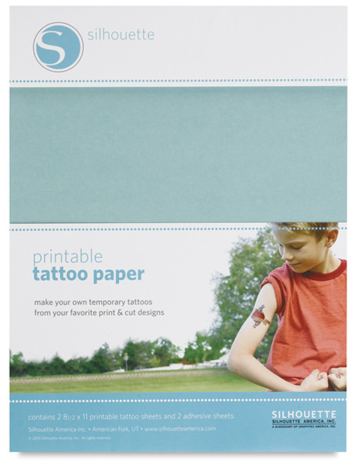 photograph regarding Printable Temporary Tattoo Paper known as **very last sale** Printable Tattoo Paper