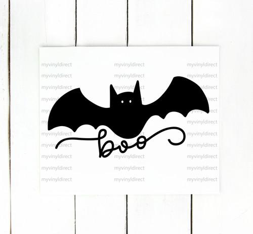 Boo Bat Digital Cutting File