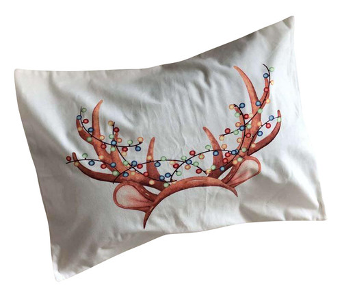 Christmas Pillowcases | 3 Styles