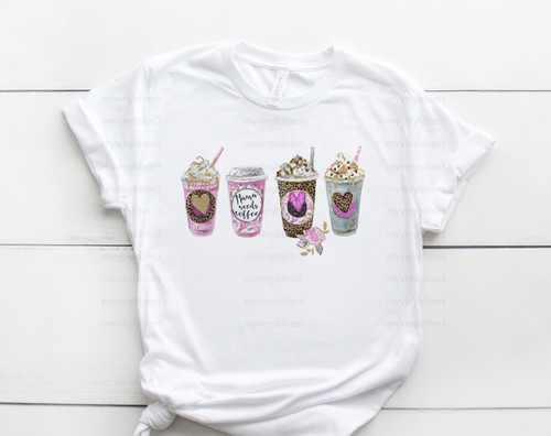 Mama Needs Coffee | Cotton Transfer