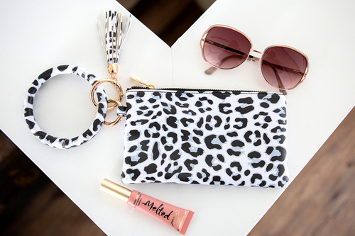 Leopard Key Ring Combos