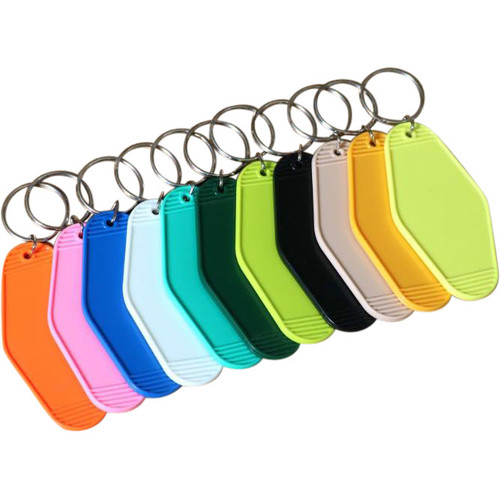Motel Keychain Blanks