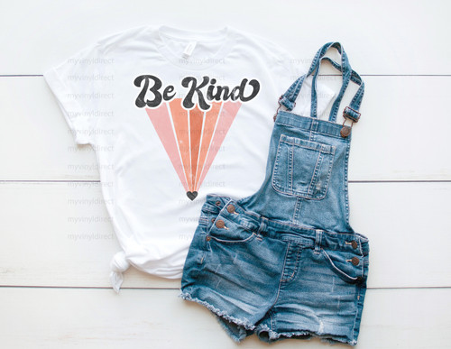Vintage Be Kind | Sublimation Transfer